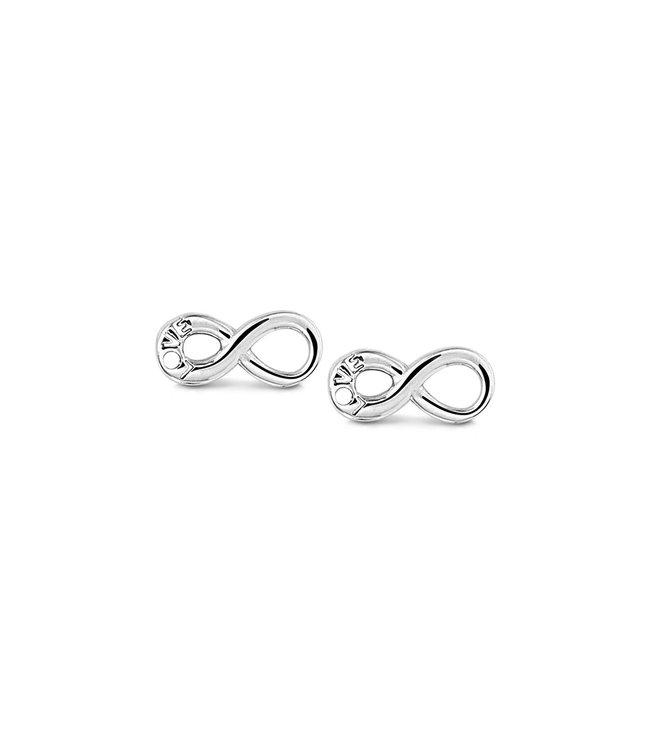 Orage Kids & Teenz oorbellen Infinity Love O/3960