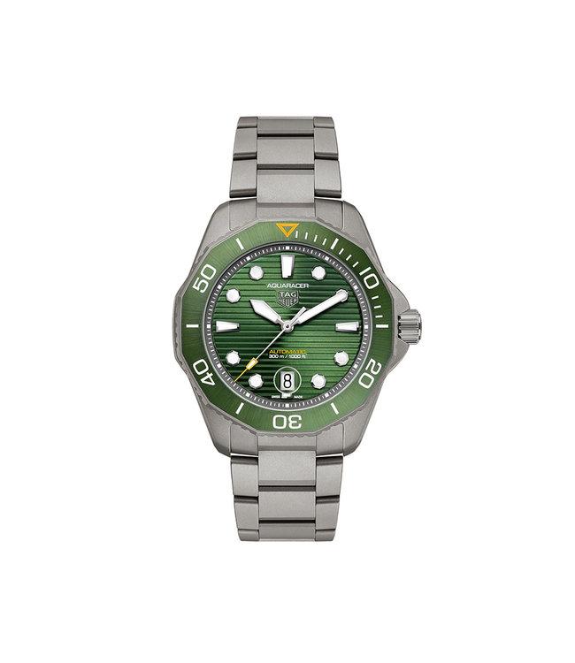 Tag Heuer Aquaracer Professional 300 Automatic Titanium heren horloge WBP208B.BF0631