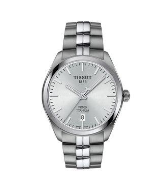 Tissot PR100 Titanium heren horloge T1014104403100