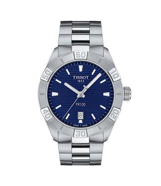Tissot PR100 Sport heren horloge T1016101104100