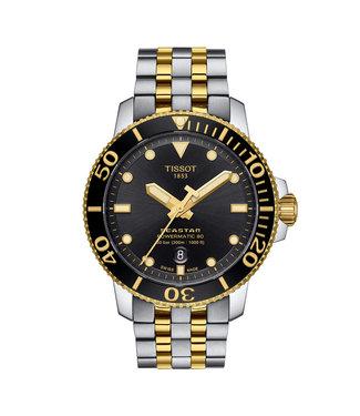 Tissot Seastar 1000 Powermatic 80 heren horloge T1204072205100