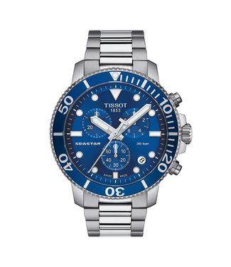 Tissot Seastar 1000 Chronograph heren horloge T1204171104100