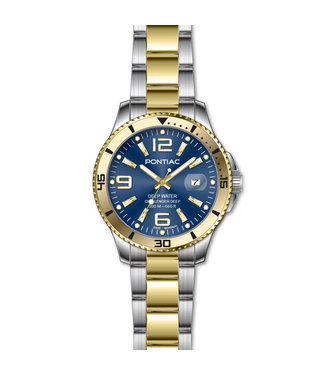Pontiac Deep Water heren horloge P20091