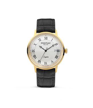 Pontiac Louis heren horloge P20099