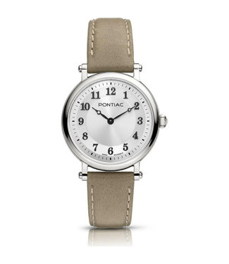 Pontiac Westminster dames horloge P10065LV