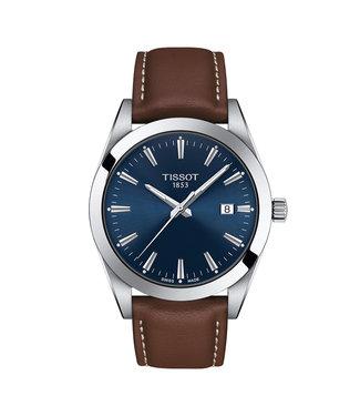Tissot Gentleman heren horloge T1274101604100
