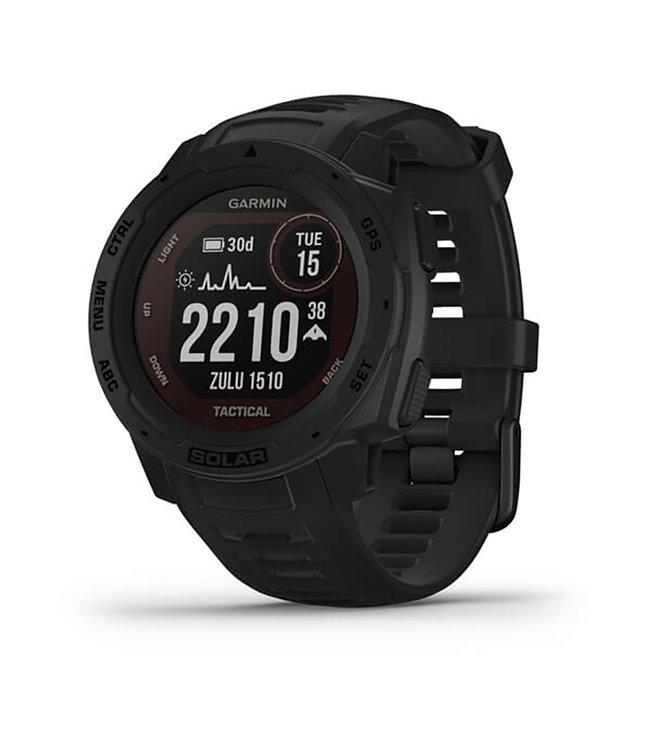 Garmin Instinct Solar, Tactical Edition, GPS watch 010-02293-03
