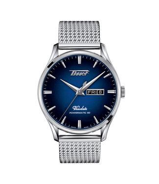Tissot Visodate Powermatic 80 heren horloge T1184301104100