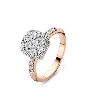 Bigli ring Mini Sweety Pavé 23R194RWdia