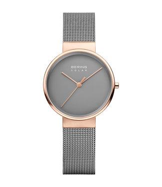 Bering Slim Solar dames horloge 14331-369