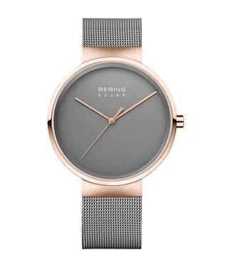 Bering Slim Solar heren horloge 14339-369