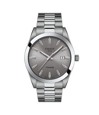 Tissot Gentleman Titanium heren horloge T1274104408100