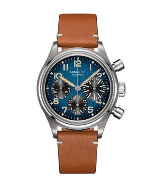 Longines Heritage Avigation Chronograph BigEye Automatic heren horloge L28161932
