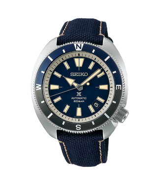 Seiko Prospex Captain Willard Automatic Tortoise Land heren horloge SRPG15K1