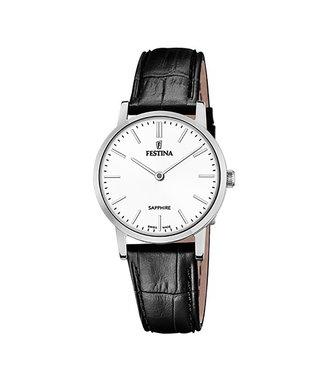 Festina Swiss Made Classic dames horloge F20013/1