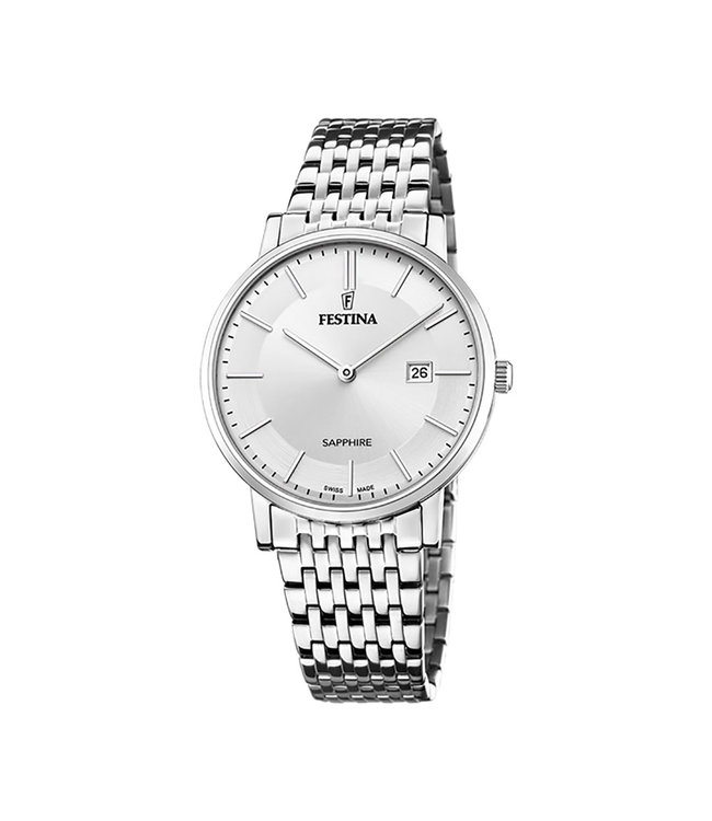Festina Swiss Made Classic heren horloge F20018/1