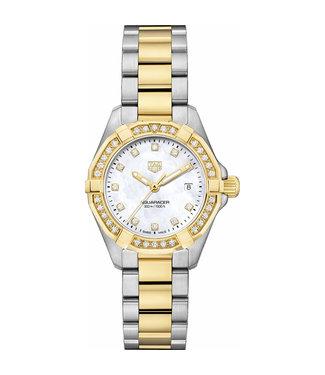Tag Heuer Aquaracer Diamonds dames horloge WBD1423.BB0321