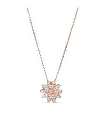 Swarovski Eternal Flower pendant rose 5540973