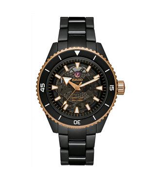 Rado Captain Cook High Tech Ceramic Automatic heren horloge R32127162
