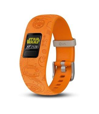 Garmin Vivofit Jr.2 Kids Fitness Tracker - Star Wars, Light Side 010-01909-1A
