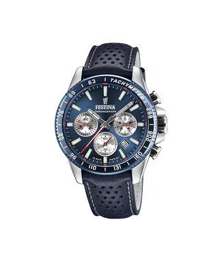Festina Timeless Chronograph heren horloge F20561/2