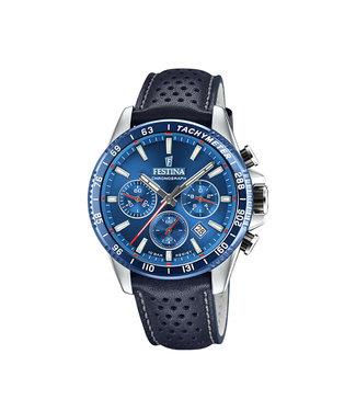 Festina Timeless Chronograph heren horloge F20561/3