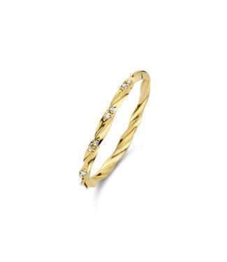 Diamanti Per Tutti Serendipity ring gold M1770-3S5
