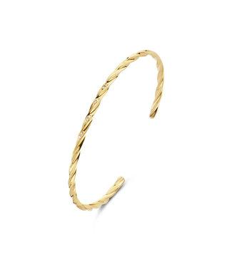 Diamanti Per Tutti Fate Cuff gold one size M1831-3S7