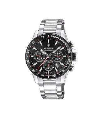 Festina Timeless Chronograph heren horloge F20560/6