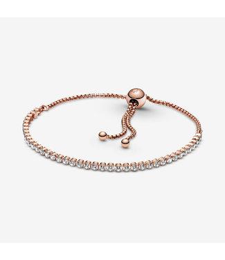 Pandora Sparkling Slider Tennis bracelet 589375C01