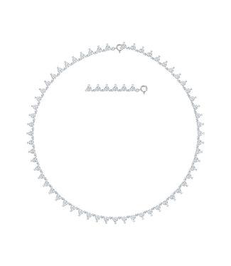 Swarovski Millenia All Ard Triangle necklace 5599191