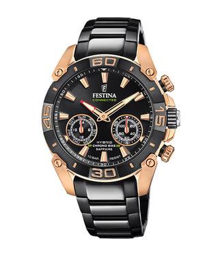 Festina Chrono Bike Hybrid Connected heren horloge F20548/1