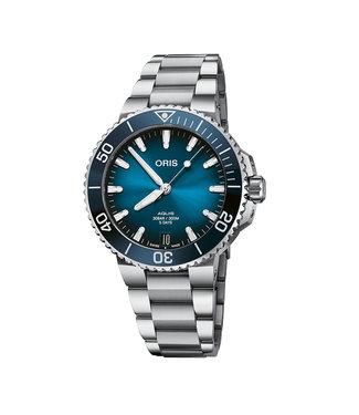 Oris Aquis Date Calibre 400 Automatic heren horloge 0140077694135-07 8 22 09PEB