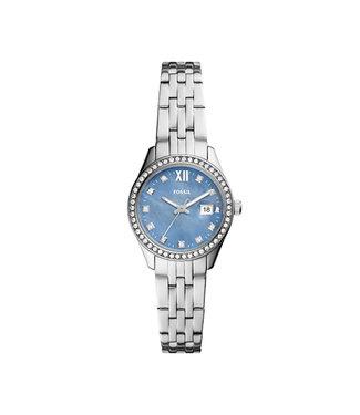 Fossil Micro Scarlette dames horloge ES5074