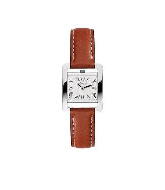 Michel Herbelin Rectangle dames horloge 17037/01GO