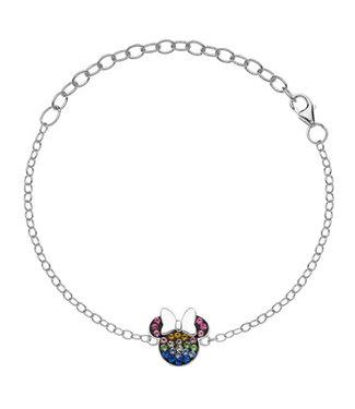 Disney armband Minnie Mouse BS00026SRML-55.C