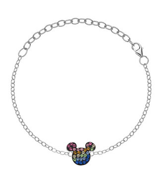 Disney armband Mickey Mouse BS00025SRML-55.C