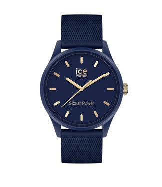 Ice Watch Ice Solar Power - Navy Gold - Medium 018744