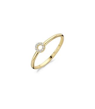 Blush ring 14kt geelgoud 1217YZI
