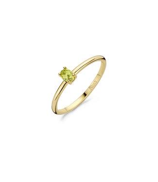 Blush ring 14kt geelgoud 1204YGP