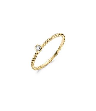 Blush ring 14kt geelgoud 1216YZI