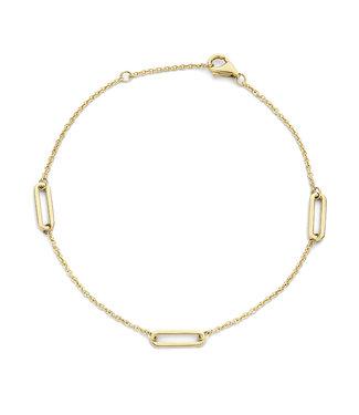 Blush armband 14kt geelgoud 2179YGO