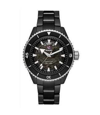 Rado Captain Cook High Tech Ceramic heren horloge R32127152