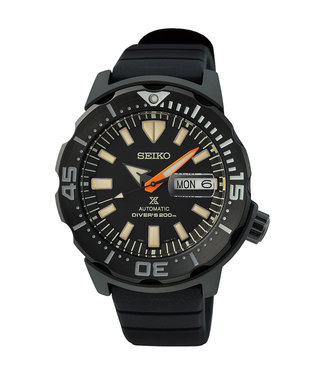 Seiko Prospex Automatic Black Series Limited Edition heren horlogeSRPH13K1