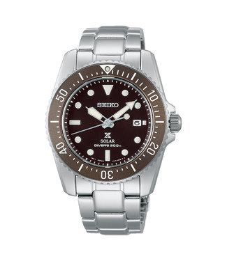 Seiko Prospex Solar Diver heren horloge SNE571P1