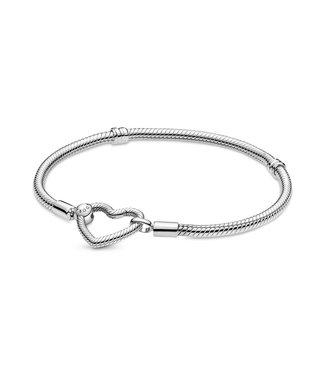 Pandora Heart Closure bracelet 599539C00