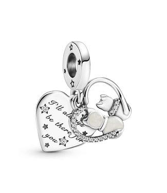 Pandora Cats & Hearts 799546C01