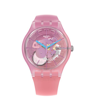 Swatch Supercharged Pinks SUOK151