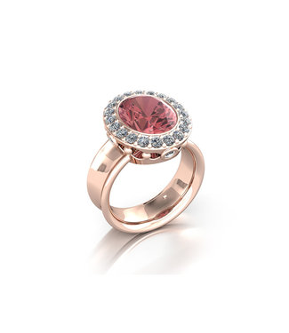 Willems Creations Tourmaline ring 129548-R
