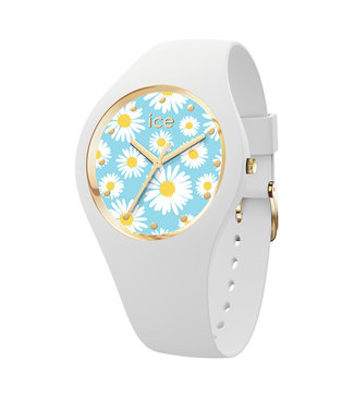 Ice Watch Ice Flower - White daisy - Small - 019203